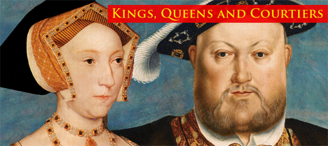 DoverPictura's Kings, Queens and Courtiers collection