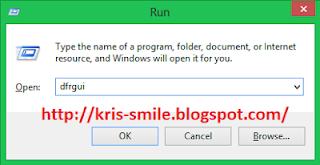 Disk Defragmenter Windows (1)