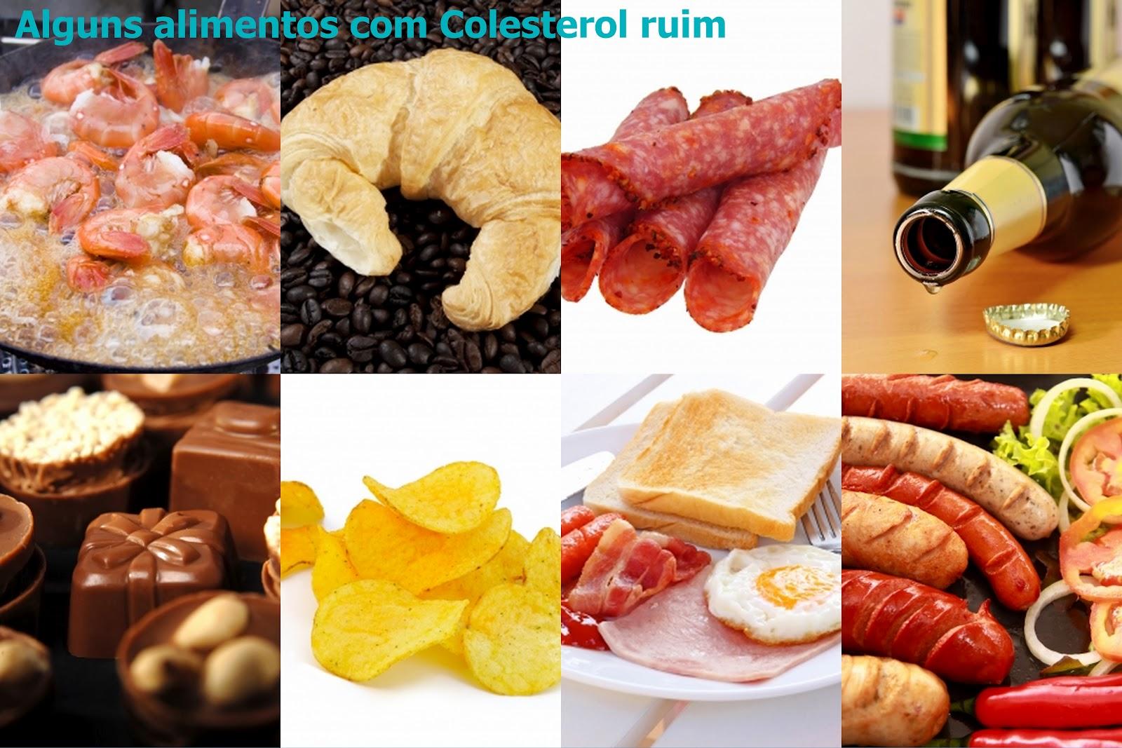 Bujin do kan o que o colesterol - Alimentos q producen colesterol ...