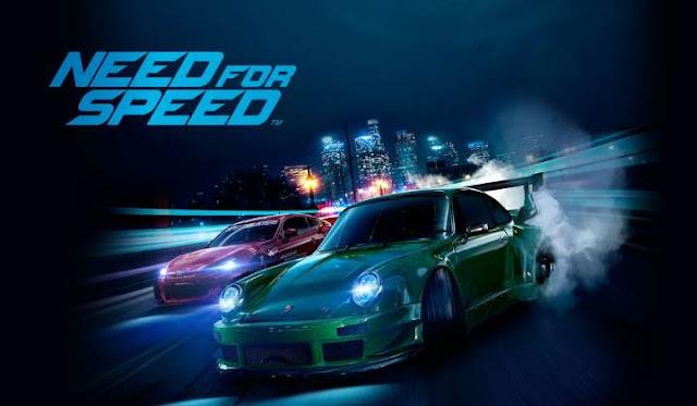 Lançamento de Need for Speed 2015