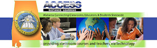ACCESS website's banner