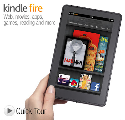 Amazon Kindle Fire Release Date November 15, 2011, Pre-Order Opened