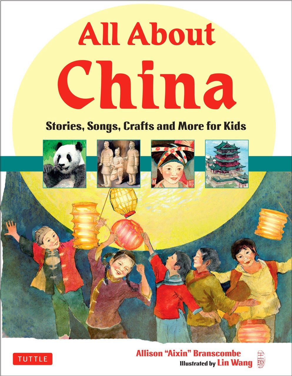 All About China Book Review for Multicultural Children's Book Day
