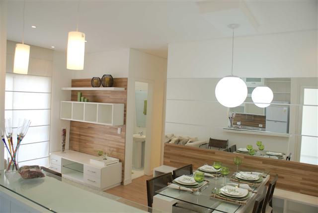 Sua casa seu espelho o que que um apartamento for Departamentos decorados