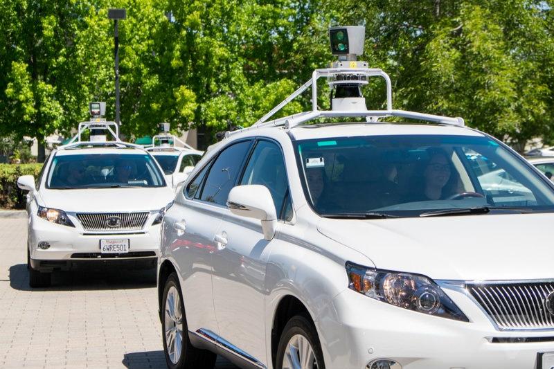Google Self Driving Car Photo Latest