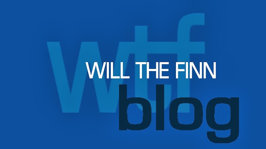Will Finn Blog