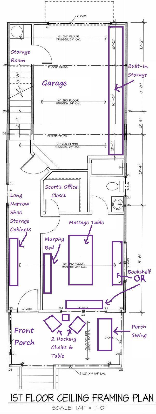 Never Listless Floor Plans Ideas The First Floor Part