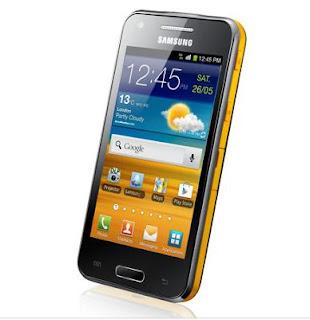 celular Samsung Galaxy Beam GT-I8530 com Adroid 2.3 e projetor integrado