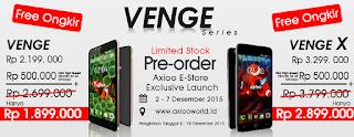 Promo Axioo Venge Series