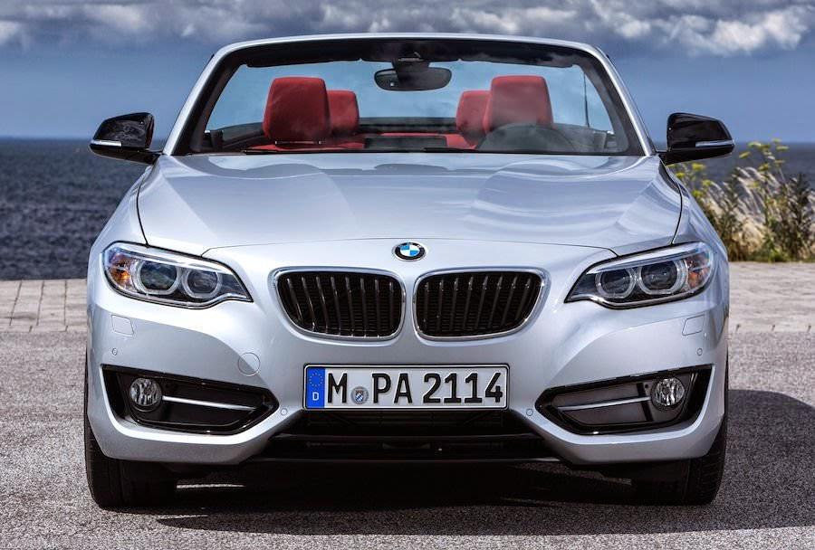 BMW 2シリーズコンバーチブル