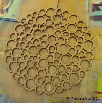 Bougeoir mural hobby 39 s de nadou - Bougeoir mural fer forge ...
