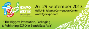 Pameran Mesin Digital Printing FGD Expo 26-29 September 2013