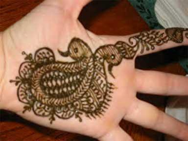 1 Arabic Mehndi Designs