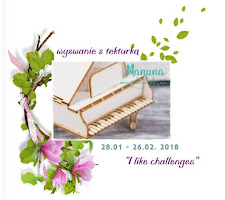 aktualne wyzwanie 28.01-26.02 /2018