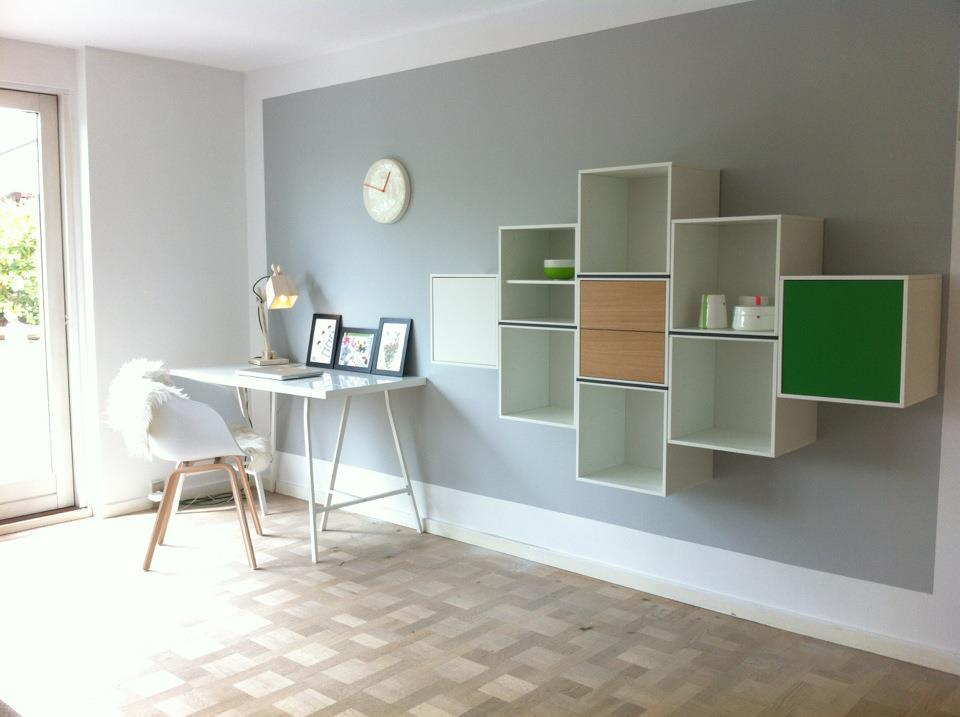 The nordic mood: indretning af stue