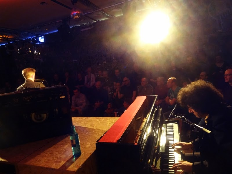 28.03.2014 Dortmund - Schauspielhaus: Mick Harvey / Paul Wallfisch