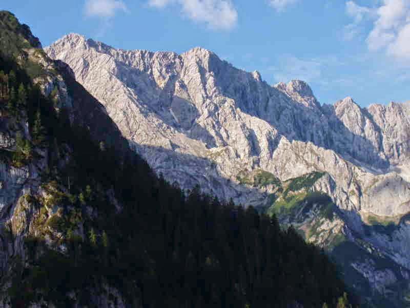 Middle Höllentalspitze