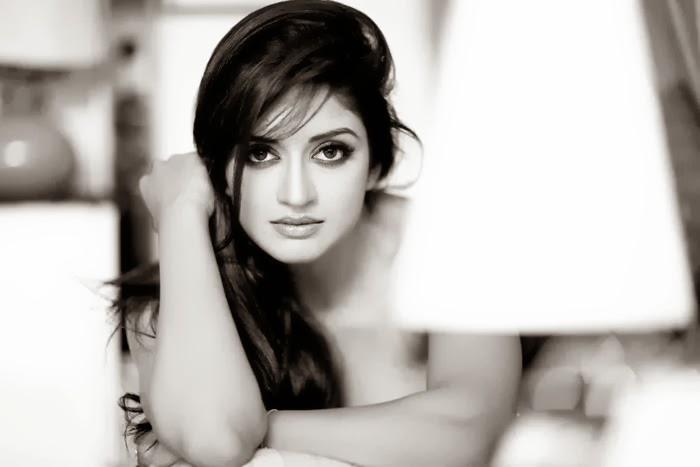 Vimala Raman Latest Black and White Photoshoot