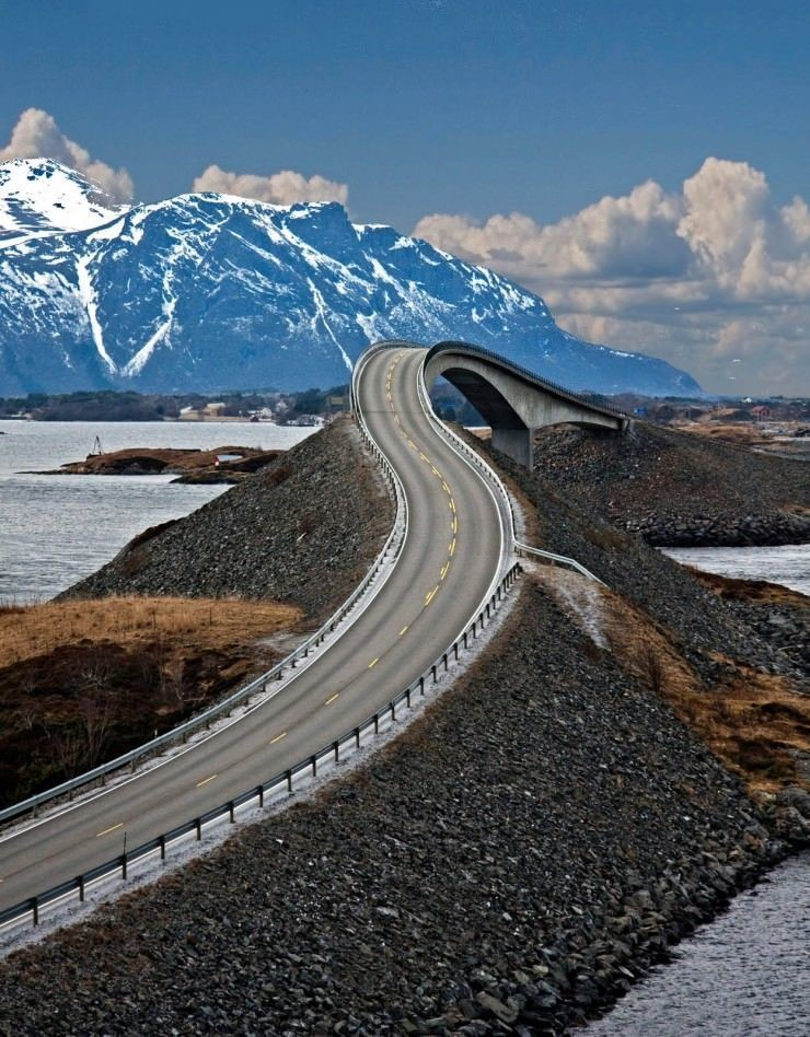 4. The Atlantic Ocean Road - Top 10 Things to See and Do in Norway