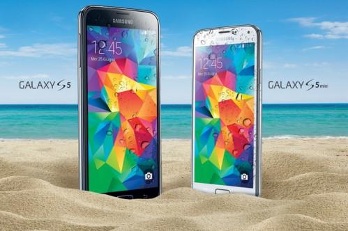 Offerta promozionale Samsung su Galaxy S5 e S5 mini con buono acquisto su rimborso iva 22%