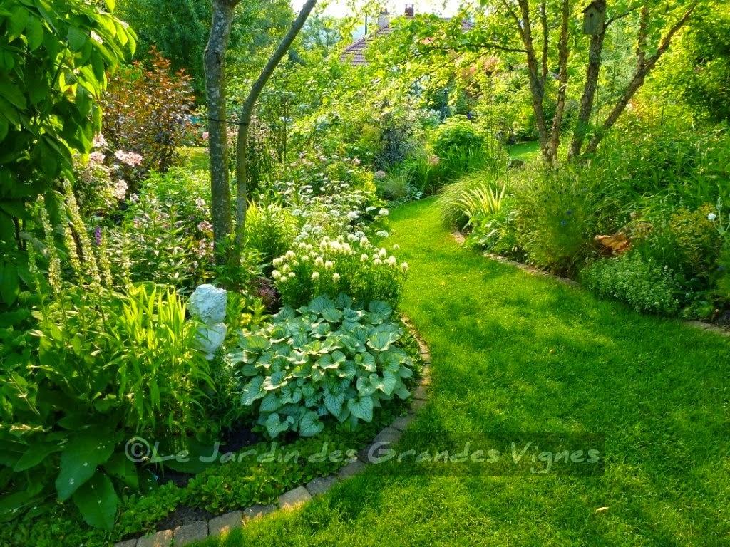 Le jardin des grandes vignes jardins et sant - Le jardin des grandes vignes ...