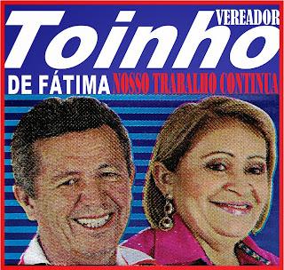 VEREADOR TOINHO DE FÁTIMA