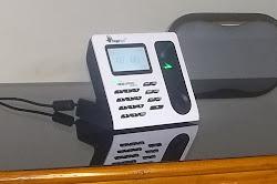 Absensi dengan Automatic Finger Print
