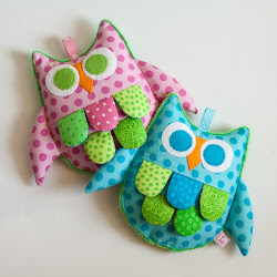 Little Crinkle Owls