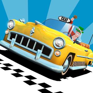 Download Crazy Taxi™ City Rush v1.0.2 Full Game Apk