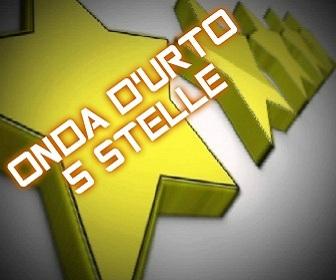 ONDA  D'URTO 5 Stelle