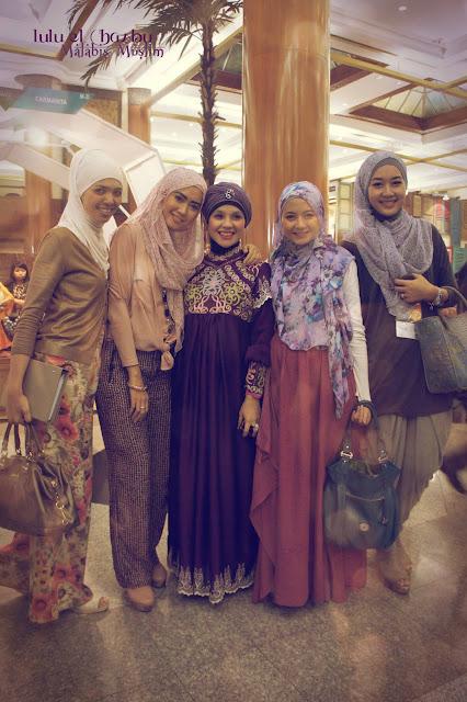 Bravo Indonesia Fashion Week 2012-Malabis Moslem - Hijab Trade Fashion