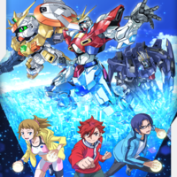 Gundam Build Fighters Try 8 sub espa�ol online