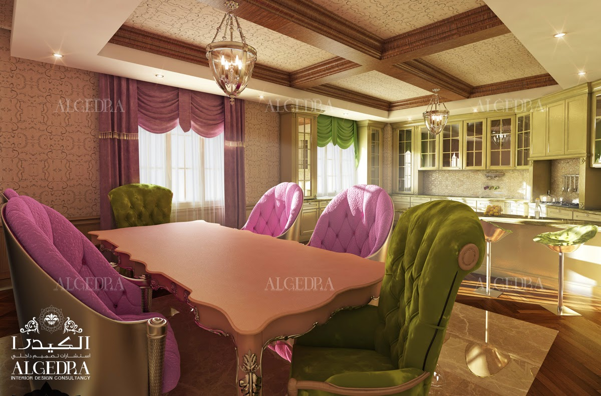 Color pack interior design by algedra interior design
