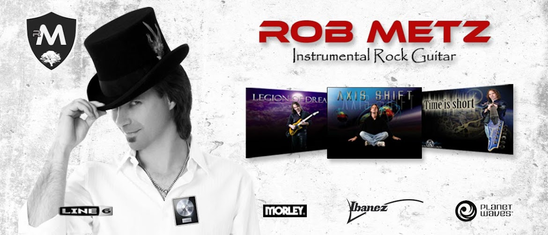 Rob Metz - Instrumental Rock Guitar