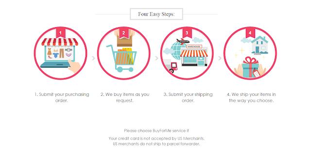 cara mudah belanja online di amerika