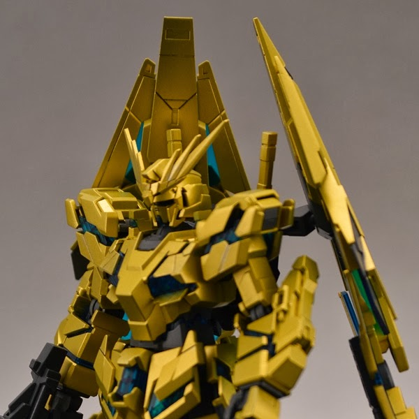 HG Gundam Unicorn 03 Phenex