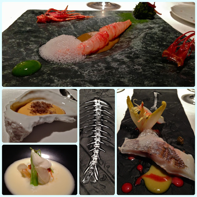 El Celler de Can Roca - Girona, Spain - Feast Menu 2