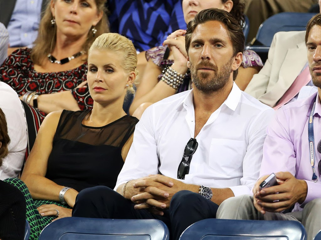 Images Of Henrik Lundqvist Wife And Kids Rock Cafe