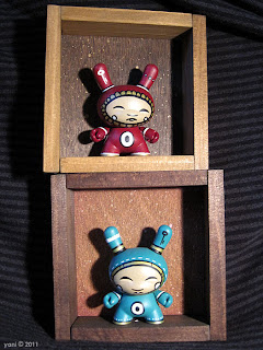 gary seaman dunnys - k1 and k2