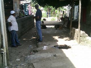 Desarrollo Barrial interviene 26 calles y sanea cuatro cañadas en Barrio Nuevo de Villa Mella