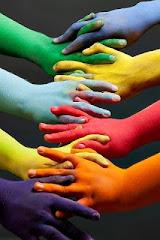 Mãos que curam! Juntos podemos!
