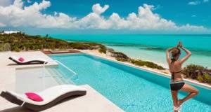Ilha Providenciales - Ilhas Turcas e Caicos, Caribe