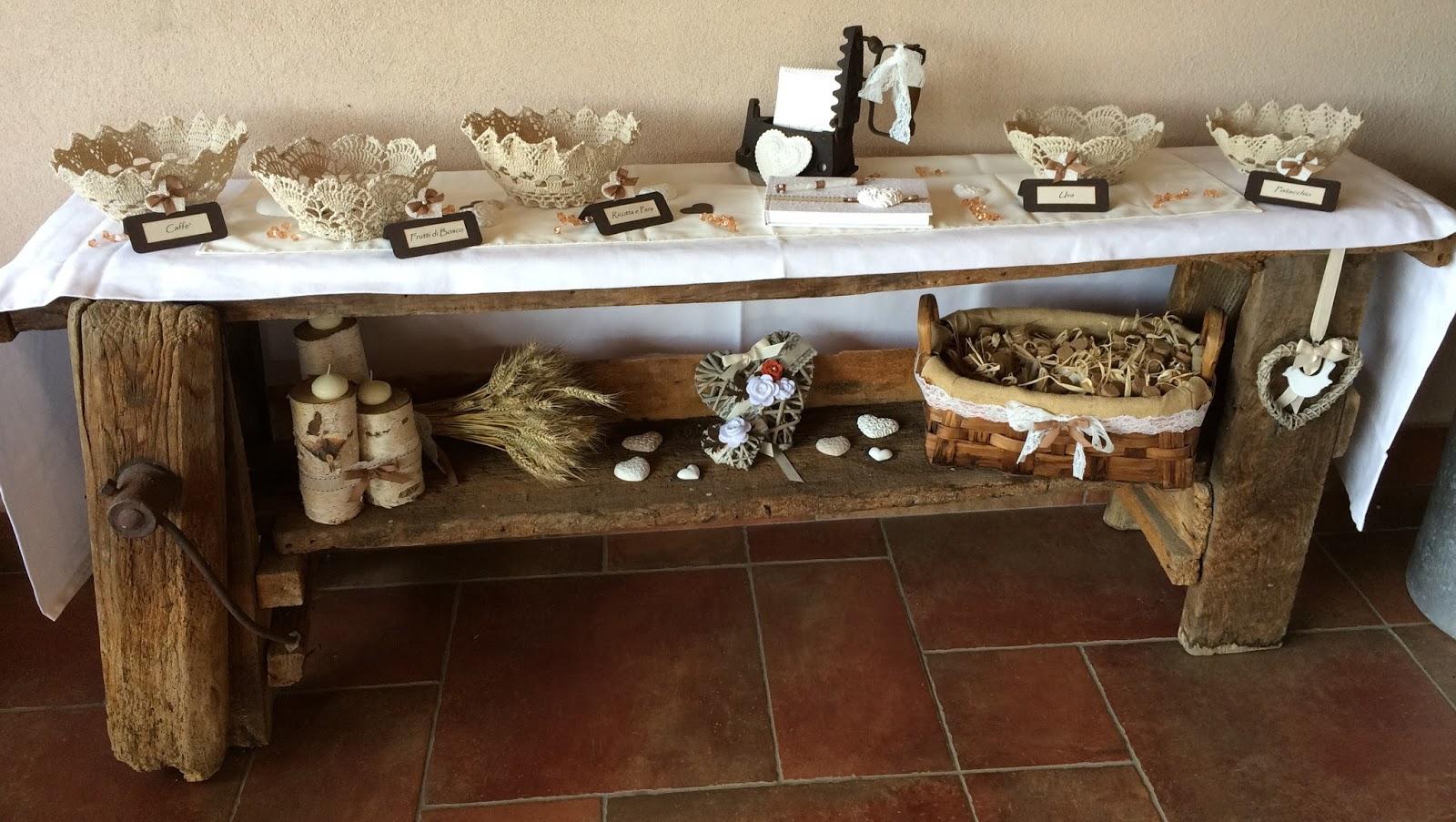 Decorazioni Matrimonio Rustico : Lumaca matta handmade with love allestimento matrimonio