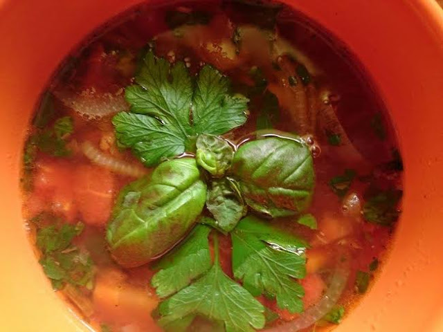 Włoska zupa Gosi