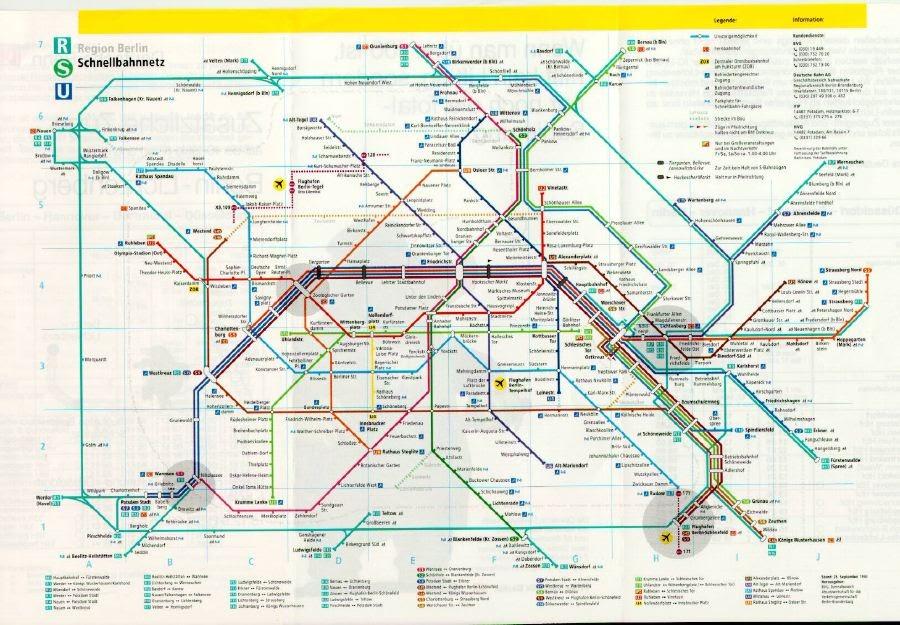 berlin metro map free printable maps. Black Bedroom Furniture Sets. Home Design Ideas