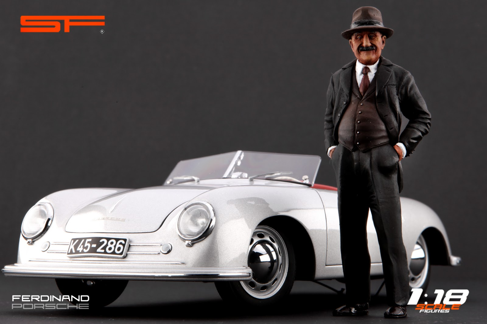 ScaleFigures: Ferdinand Porsche 1:18 Hat on chevy electric car, fiat electric car, lohner-porsche electric car, volkswagen electric car, gordon murray electric car, infiniti electric car, edison electric car, ge electric car, 1900 electric car, tvr electric car, cadillac electric car, the first electric car, suzuki electric car, ford electric car, tesla electric car, gmc electric car, smart electric car, wheel hub motor electric car, renault electric car, dodge electric car,