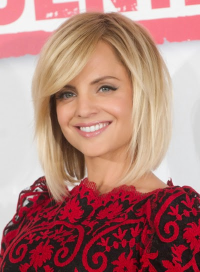short straight hairstyles for thin hair}