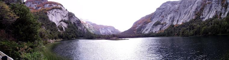 Laguna a 700 msnm Río Negro