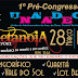 Pré Congresso da UNAADECI dia 28 de março em Itaperuna