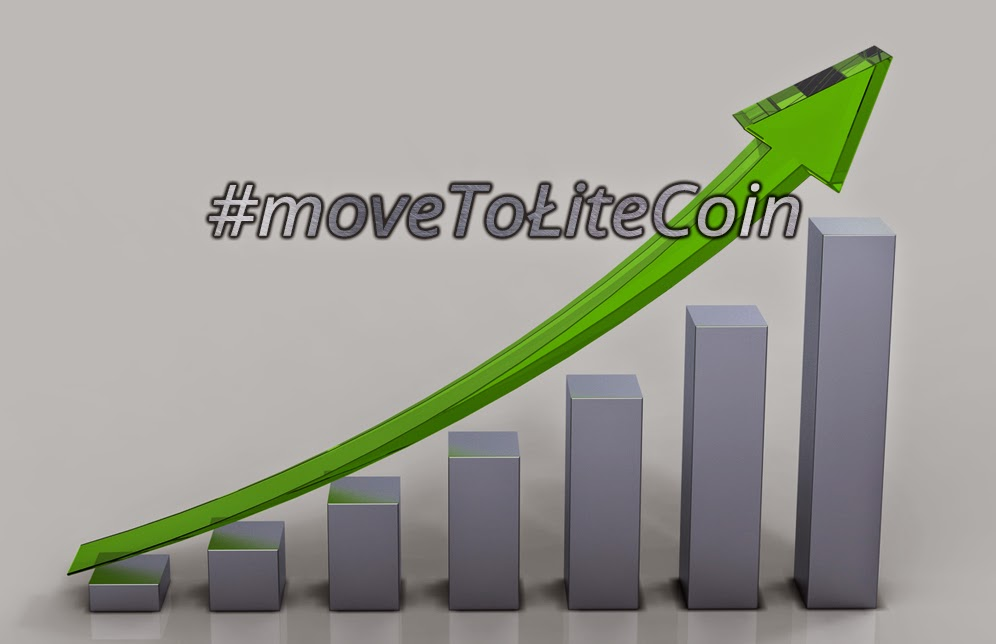 #MoveToLiteCoin